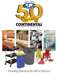 CONTINENTAL Product catalog 2014