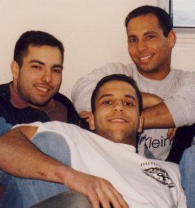 Les 3 propriétaires de Les Emballages Ralik