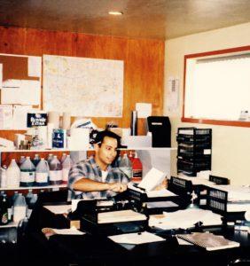 Début de Les Emballages Ralik dans le sous-sol de la maison familiale en 1997