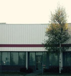 Deuxième local commercial de Les Emballages Ralik à Laval en 2000