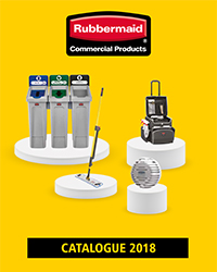RUBBERMAID Catalogue 2018