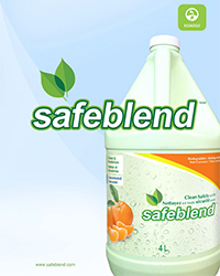 SAFEBLEND Catalogue 2015