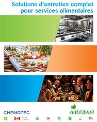 SAFEBLEND Service Alimentaires Brochure 2017