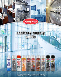 SPRAYWAY Catalog 2018